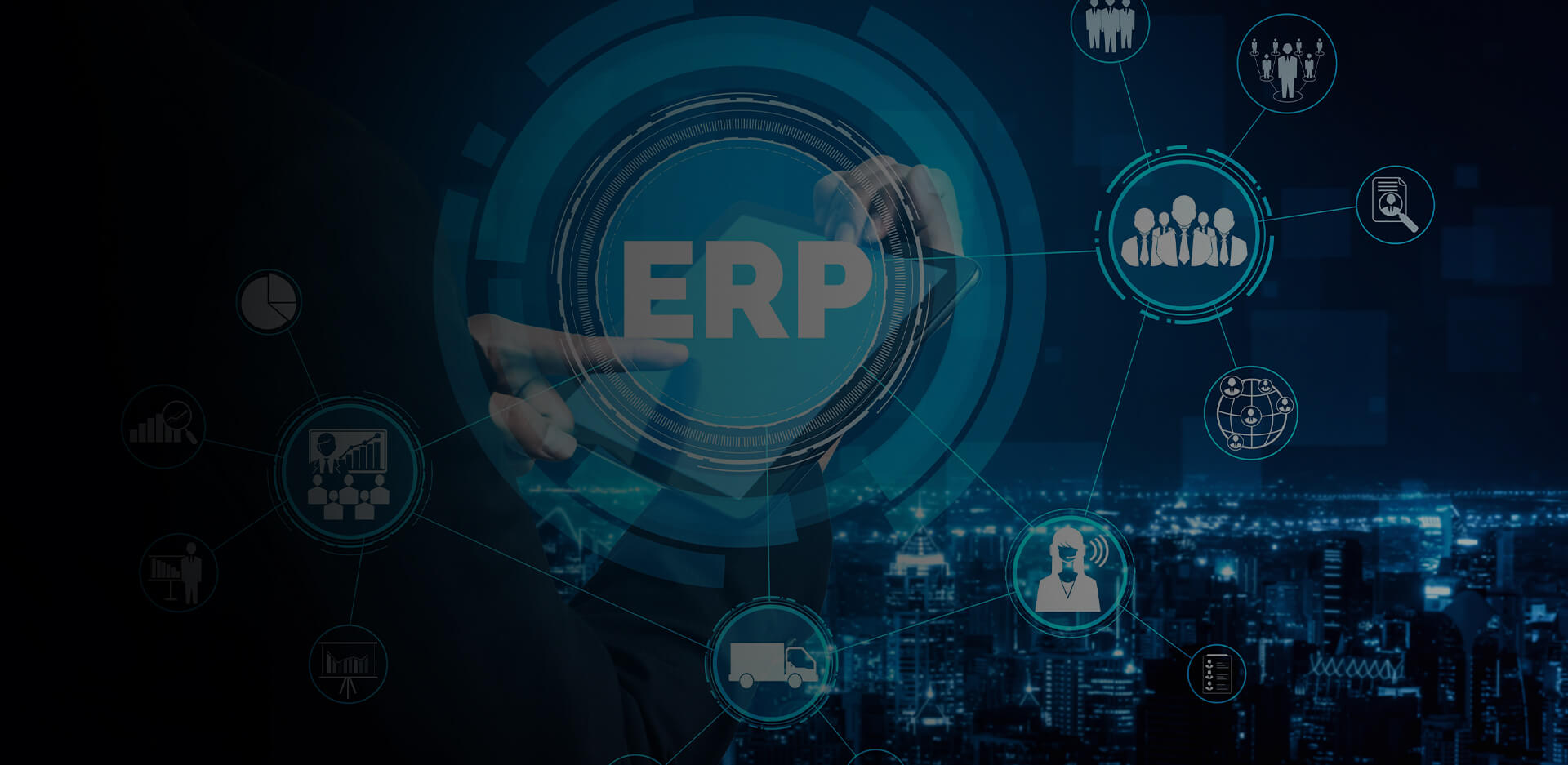 Full stack ERP solution delivers performance and profits